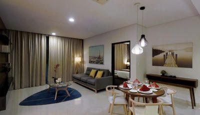 Ramada Meridin Johor Hotel 3D Model