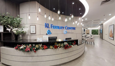 Overview of KL Fertility Centre 3D Model
