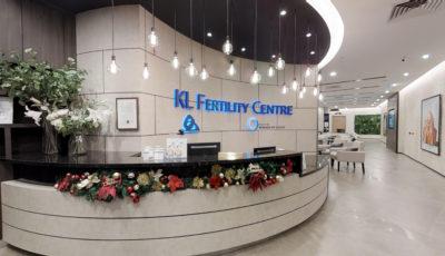Overview of KL Fertility Centre 3D Model