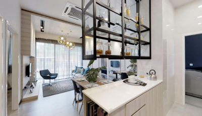 Antara Residence Putrajaya – Type B 3D Model