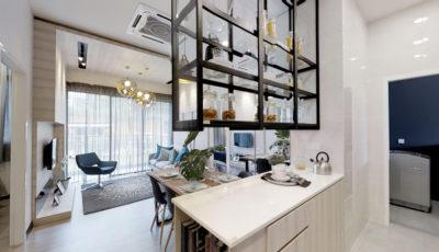 Antara Residence Putrajaya – Type B1 3D Model