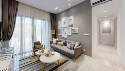 Sunway Avila Type C 3+1 Bedrooms 3D Model