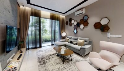 Sunway GEOLake Townhouse (Lower Unit) 3D Model